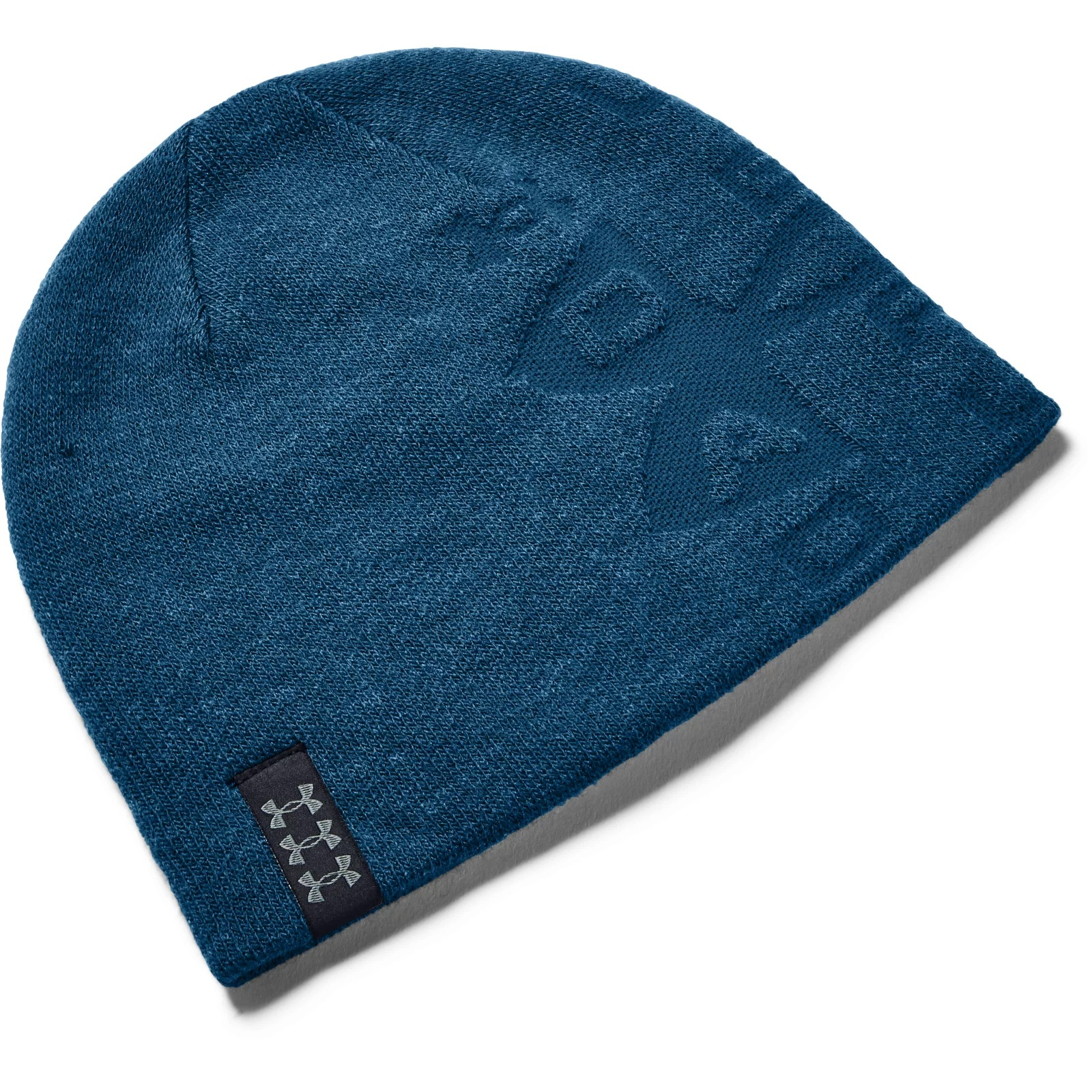Шапка Billboard Reversible Beanie Under Armour Синий