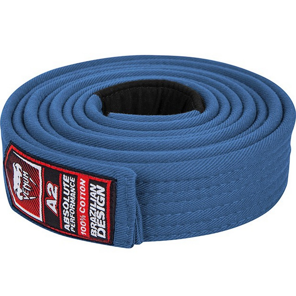Пояс Venum BJJ Belt - Blue &