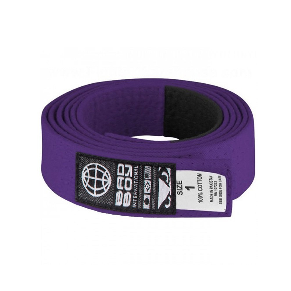 Пояс Bad Boy BJJ Belt - Purple