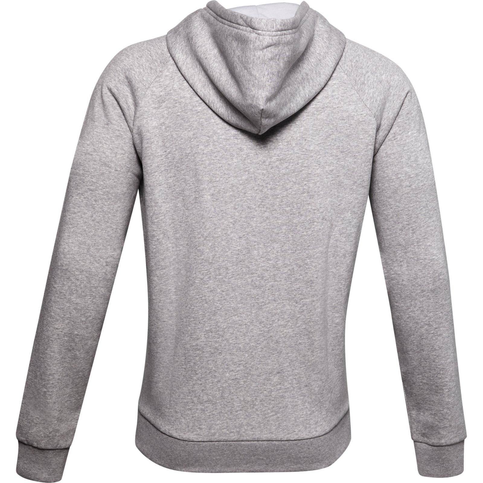 Худи Rival Fleece Big Logo Hoodie Under Armour Серый фото 4