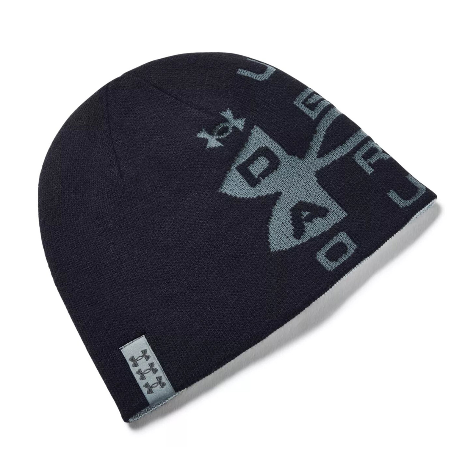 Шапка Billboard Reversible Beanie Under Armour Черный