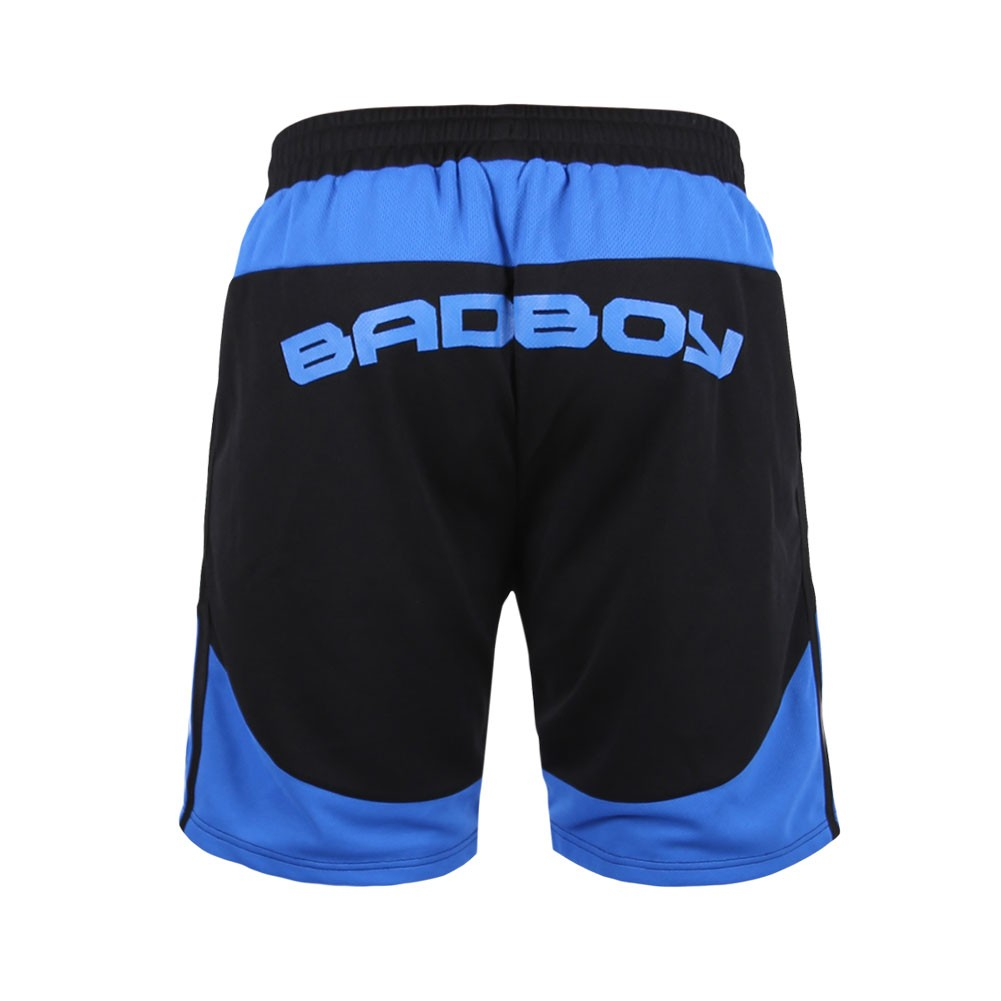 Шорты Bad Boy Force Shorts - Black/Blue фото 2