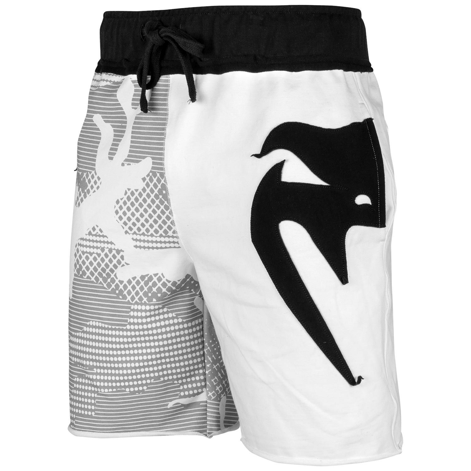 Шорты Venum Assault Cotton Shorts White/Black