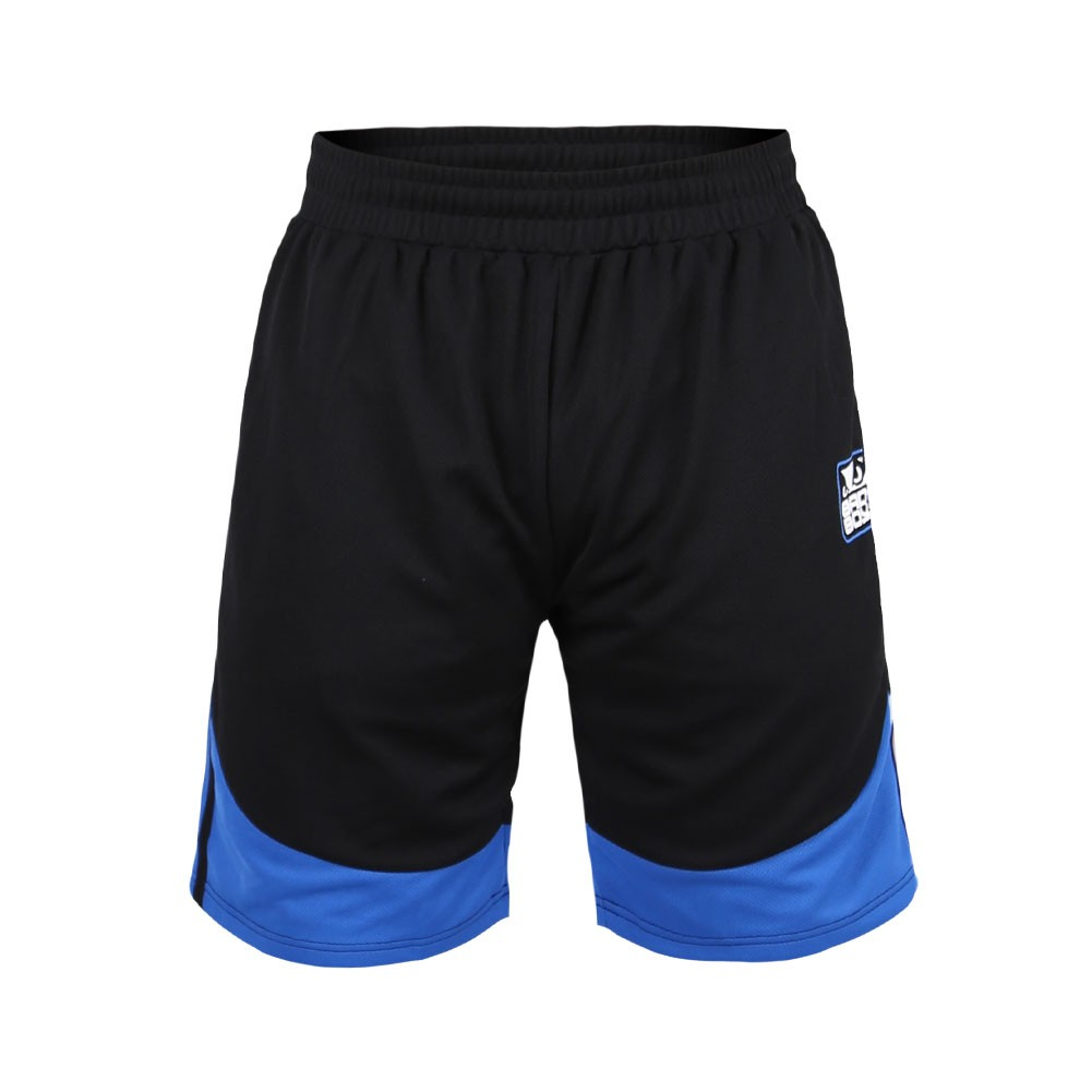 Шорты Bad Boy Force Shorts - Black/Blue фото 3