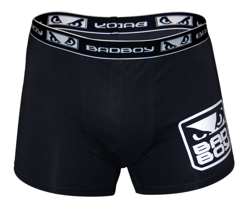 Трусы Bad Boy 'Contender' Boxer Shorts Black