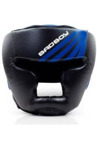 Шлем Bad Boy Training Series Impact Head Guard-Black/Blue