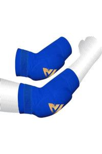 Налокотники RDX K1 Elbow Pads Brace Support Protection Blue/Gold